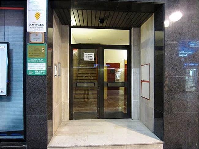 Oficina en alquiler en calle Delicias, Delicias en Zaragoza - 307177327