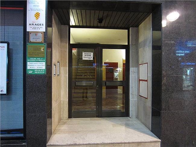 Oficina en alquiler en calle Delicias, Delicias en Zaragoza - 307177360