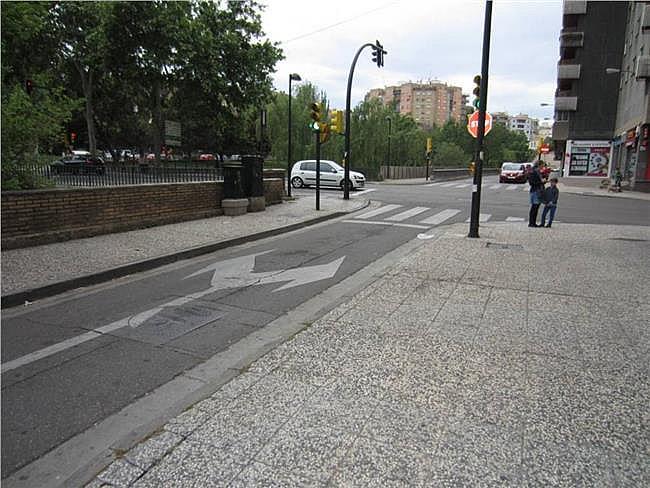 Local comercial en alquiler en calle Aznar Molina, Las Fuentes – La Cartuja en Zaragoza - 307179814