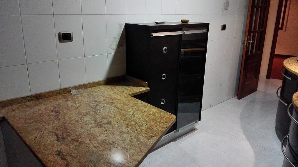 Cocina - Piso en alquiler en calle Sainza, Ourense - 261508690