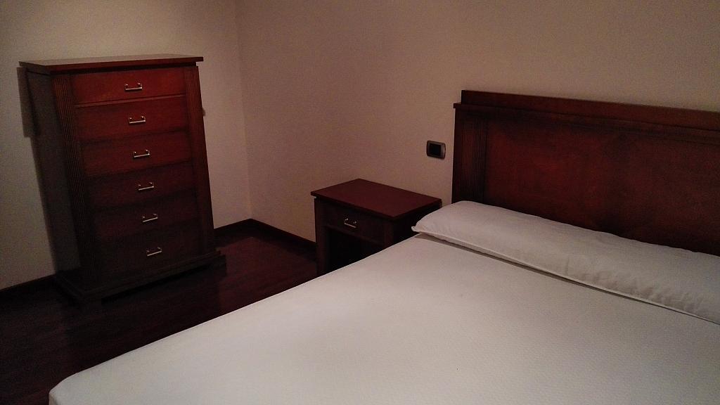 Dormitorio - Piso en alquiler en calle Sainza, Ourense - 261508807