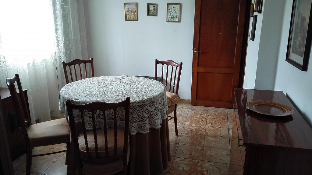 Salón - Apartamento en alquiler en calle De Portugal, Ourense - 264780856