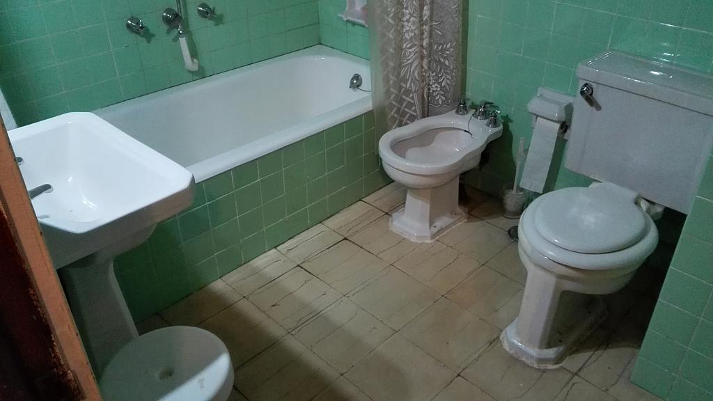 Baño - Apartamento en alquiler en calle De Portugal, Ourense - 264780862
