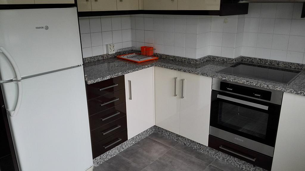 Dormitorio - Apartamento en alquiler en calle De Portugal, Ourense - 264780940