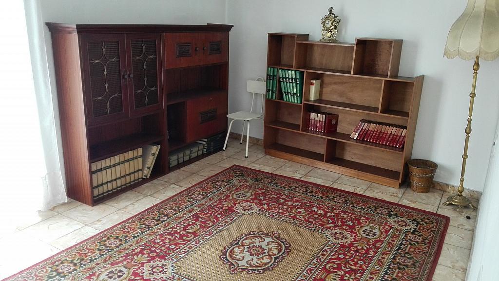 Salón - Apartamento en alquiler en calle De Portugal, Ourense - 264781240