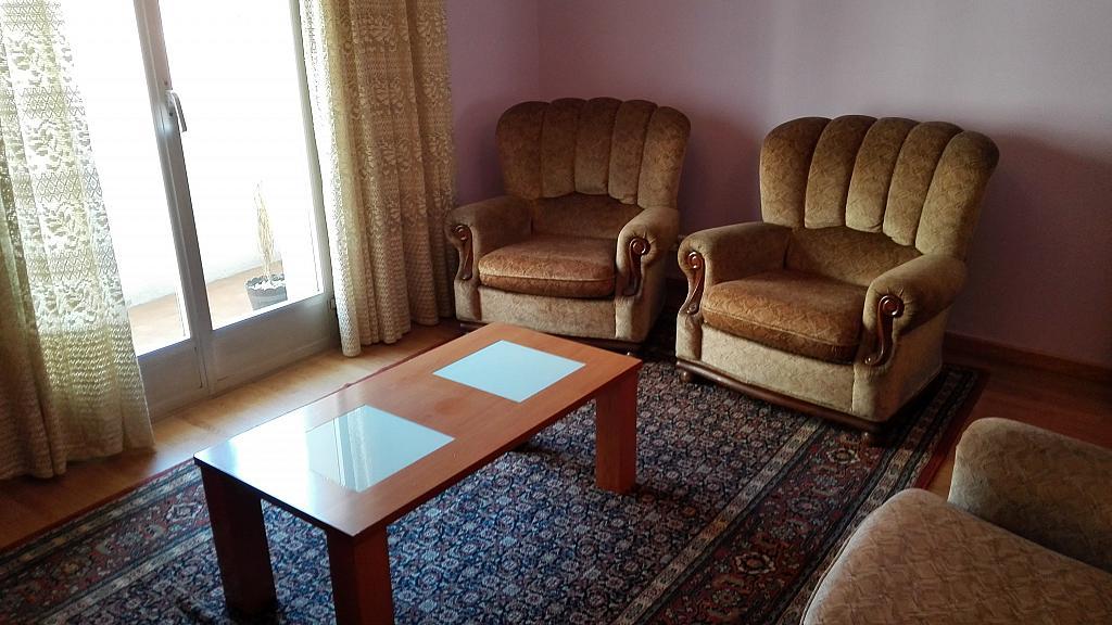 Salón - Piso en alquiler en calle Carballeira, Ourense - 301336506