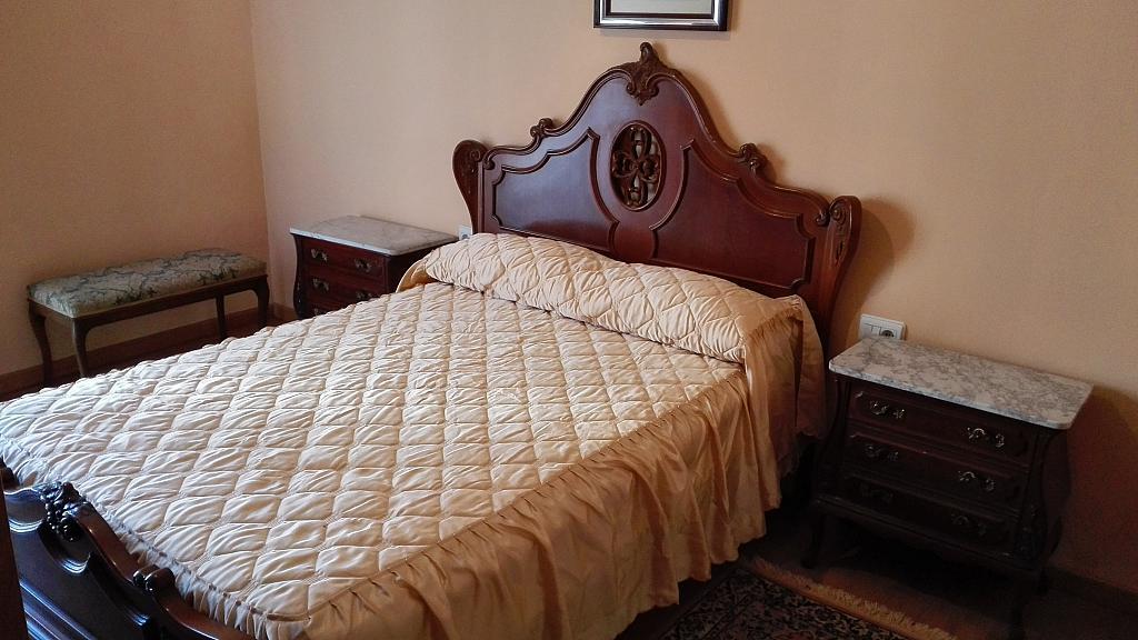Dormitorio - Piso en alquiler en calle Carballeira, Ourense - 301336530