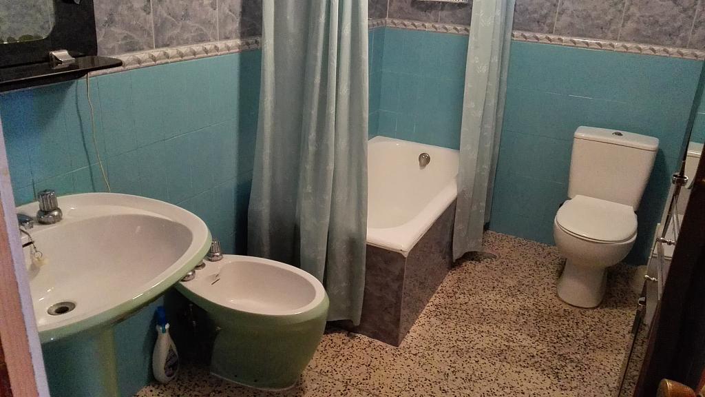 Baño - Piso en alquiler en calle Carballeira, Ourense - 301336613
