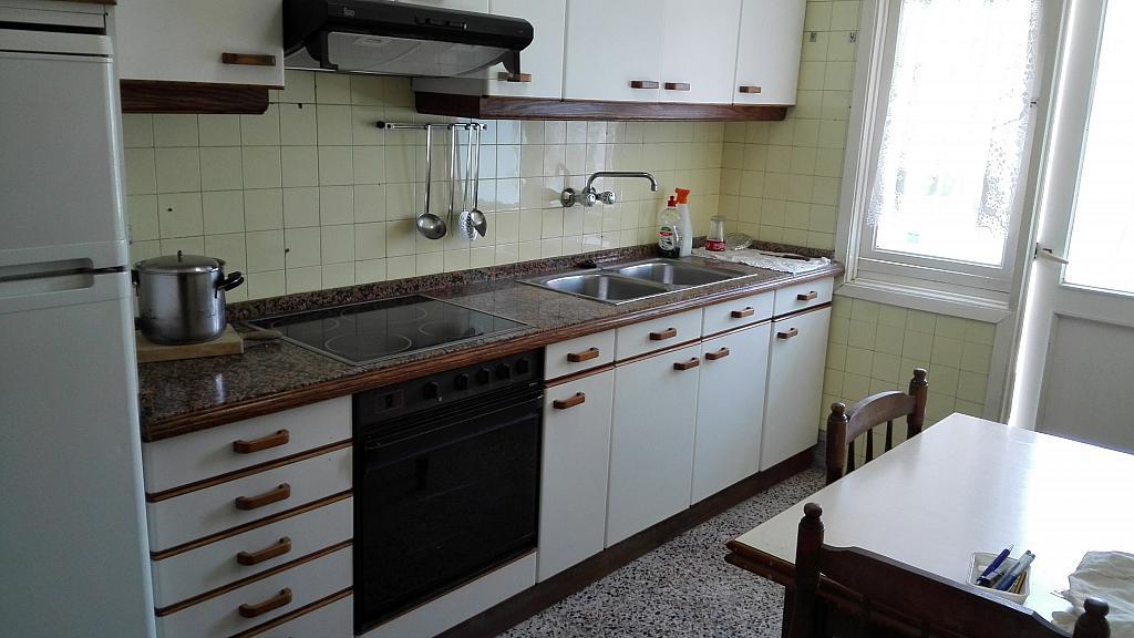 Cocina - Piso en alquiler en calle Carballeira, Ourense - 301336661