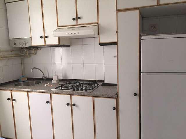 Cocina - Apartamento en alquiler en calle Sierra Martiña, Ourense - 309253438