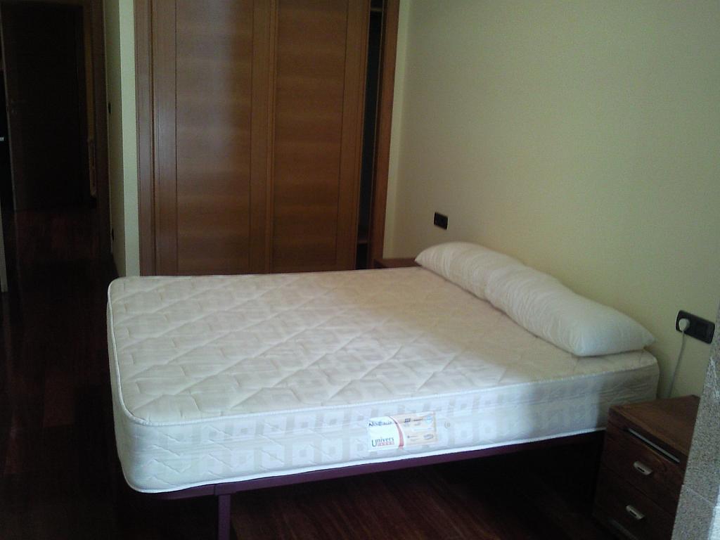 Dormitorio - Estudio en alquiler en calle Progreso, Ourense - 333525136