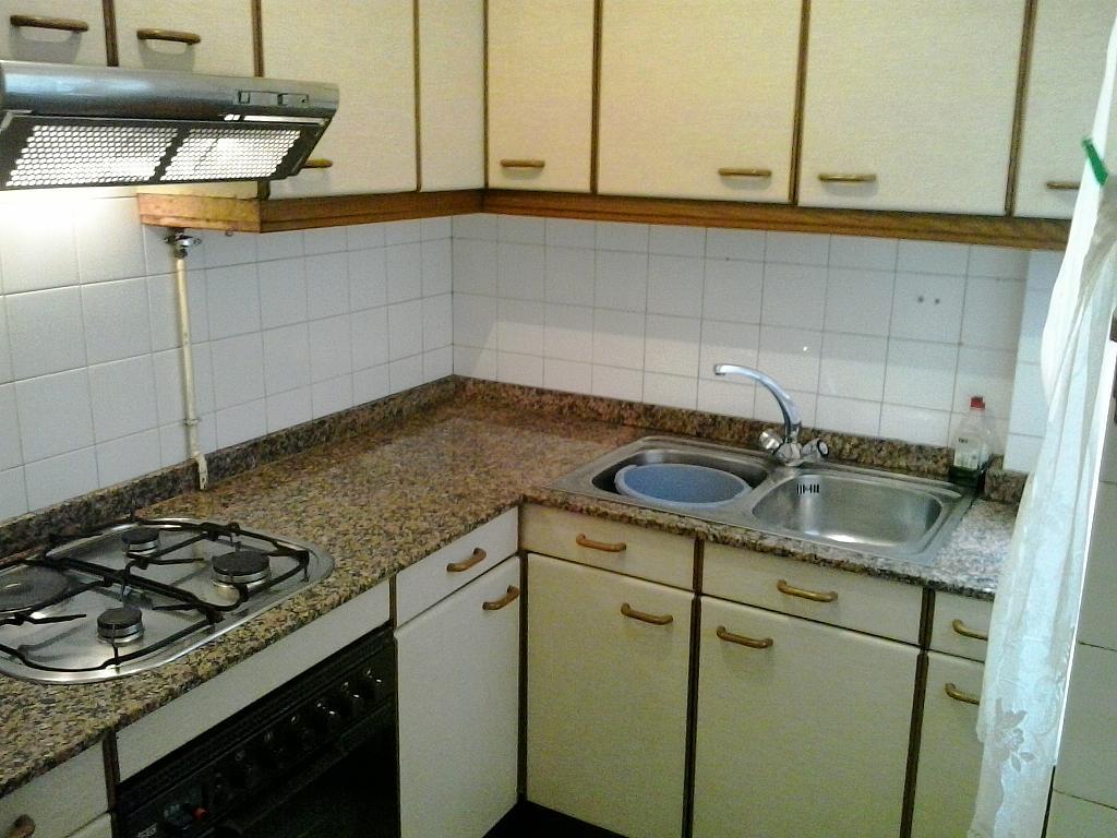Cocina - Apartamento en alquiler en calle Jesus Soria, Ourense - 339450003