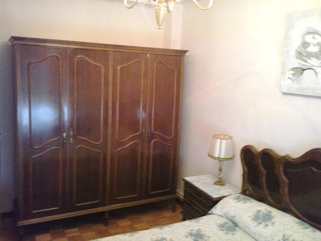 Dormitorio - Apartamento en alquiler en calle Jesus Soria, Ourense - 339450088