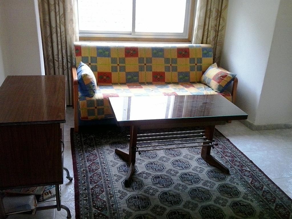 Salón - Apartamento en alquiler en calle De Zamora, Ourense - 355504405