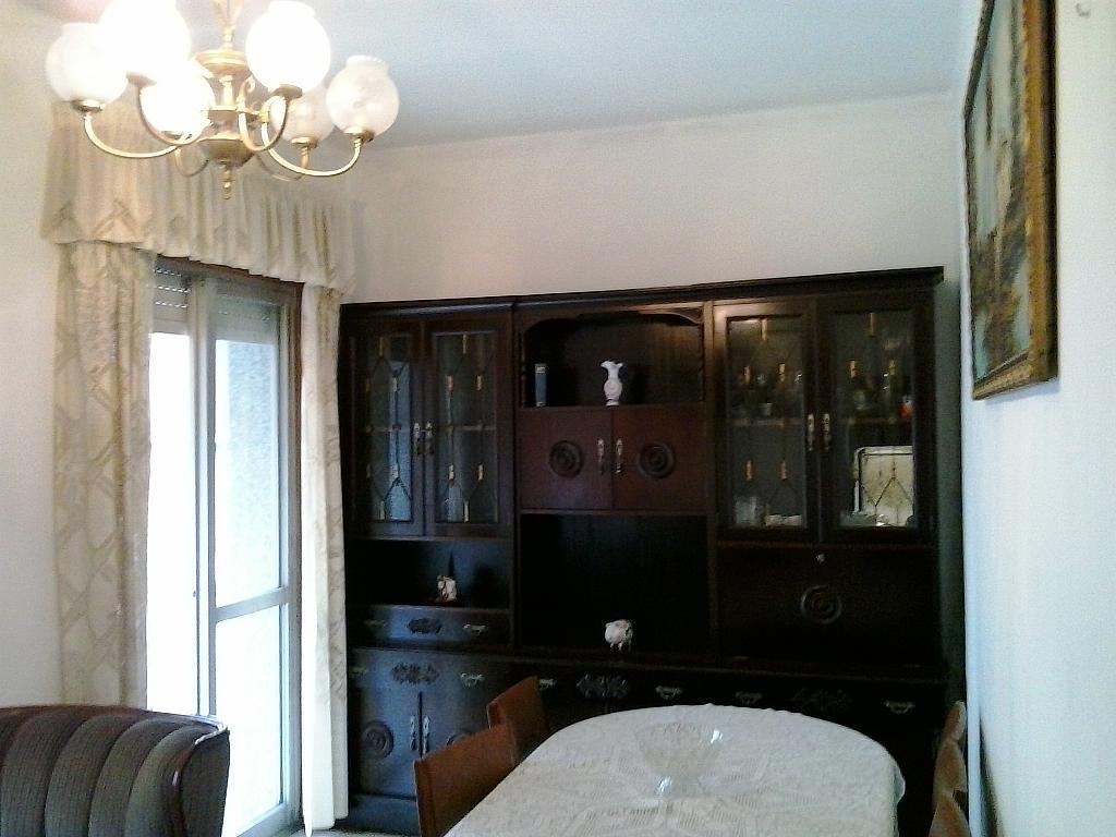 Salón - Apartamento en alquiler en calle De Zamora, Ourense - 355504407