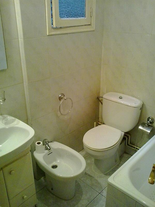Baño - Apartamento en alquiler en calle De Zamora, Ourense - 355504411