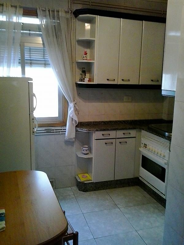 Cocina - Apartamento en alquiler en calle De Zamora, Ourense - 355504412