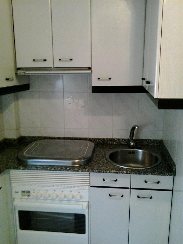 Cocina - Apartamento en alquiler en calle De Zamora, Ourense - 355504413
