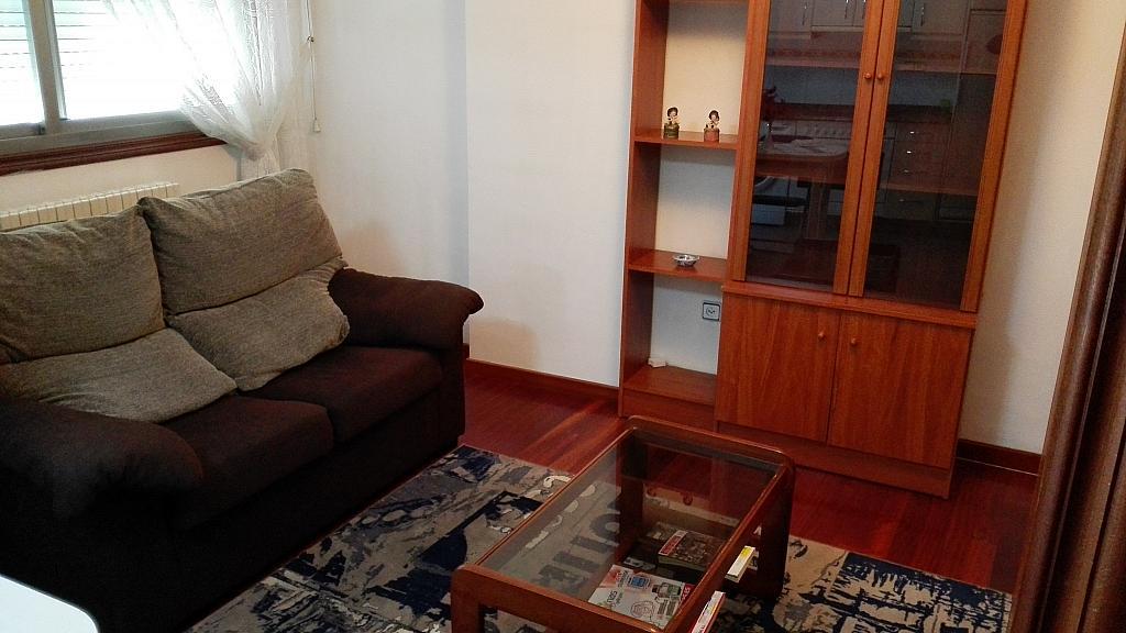Salón - Apartamento en alquiler en calle De Portugal, Ourense - 355506625