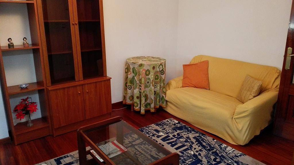 Salón - Apartamento en alquiler en calle De Portugal, Ourense - 355506646