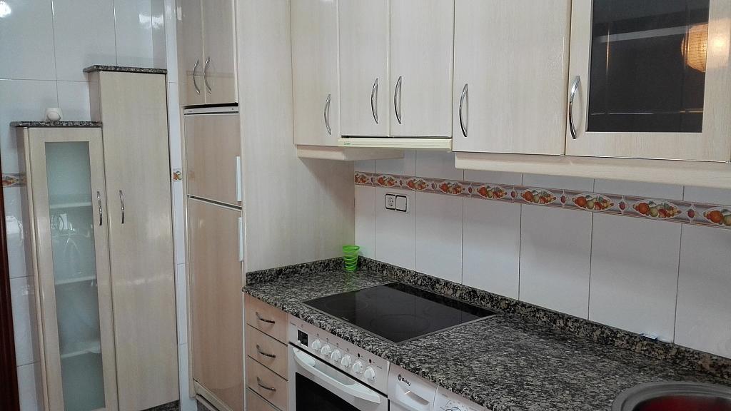 Cocina - Apartamento en alquiler en calle De Portugal, Ourense - 355506651