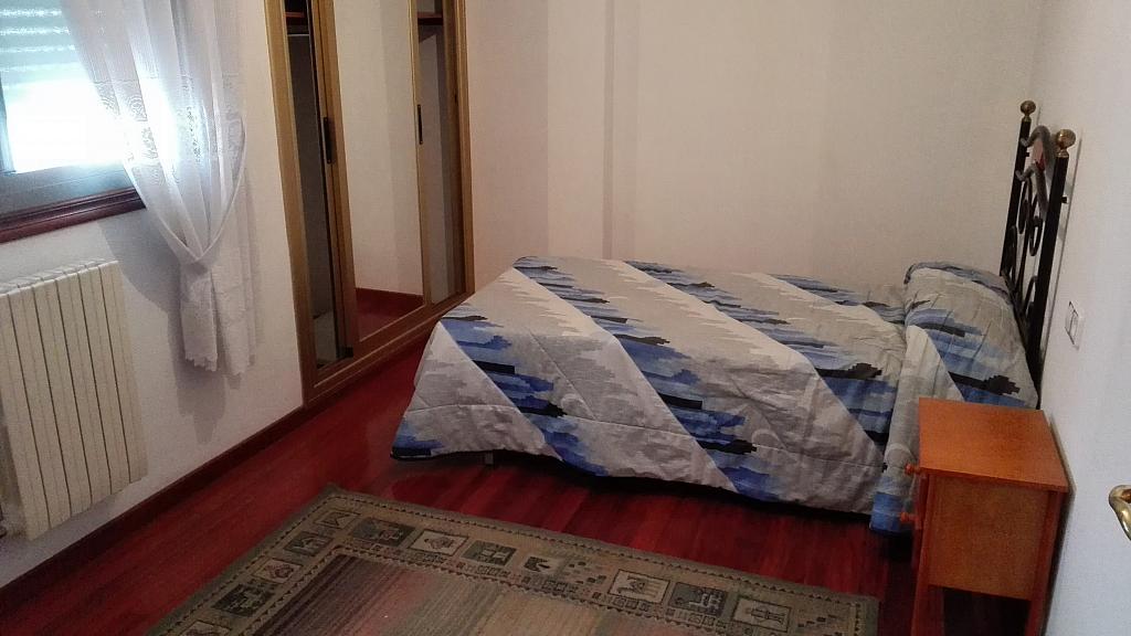 Dormitorio - Apartamento en alquiler en calle De Portugal, Ourense - 355506768