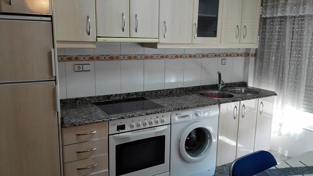 Cocina - Apartamento en alquiler en calle De Portugal, Ourense - 355506902