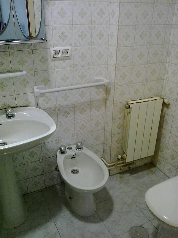 Baño - Piso en alquiler en calle Peña Trevinca, Ourense - 240635228