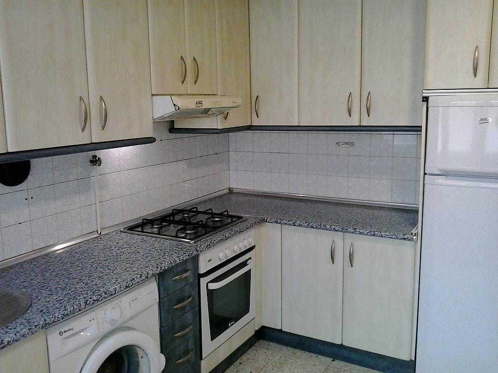 Cocina - Piso en alquiler en calle Peña Trevinca, Ourense - 240635295