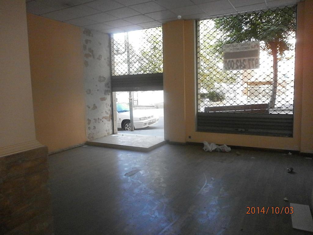 Local comercial en alquiler en calle Federic Mompou, Nou Eixample Sud en Tarragona - 223862610
