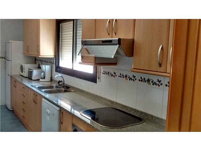 Apartamento en alquiler de temporada en Cap de sant pere en Cambrils - 309167933