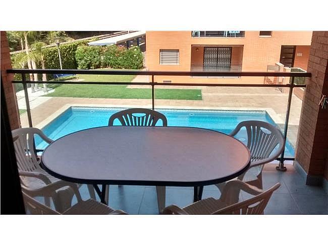 Apartamento en alquiler de temporada en Cap de sant pere en Cambrils - 309167942
