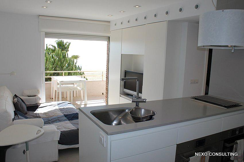 Cocina - Apartamento en venta en calle Diputación, Vilafortuny en Cambrils - 254989441