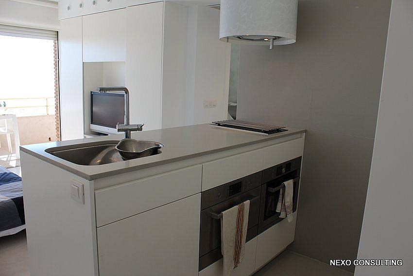 Cocina - Apartamento en venta en calle Diputación, Vilafortuny en Cambrils - 254989458