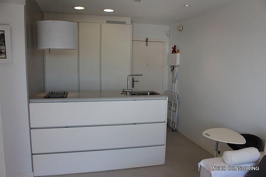 Cocina - Apartamento en venta en calle Diputación, Vilafortuny en Cambrils - 254989461