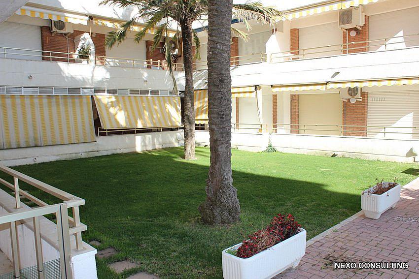 Jardín - Apartamento en venta en calle Diputación, Vilafortuny en Cambrils - 254989574