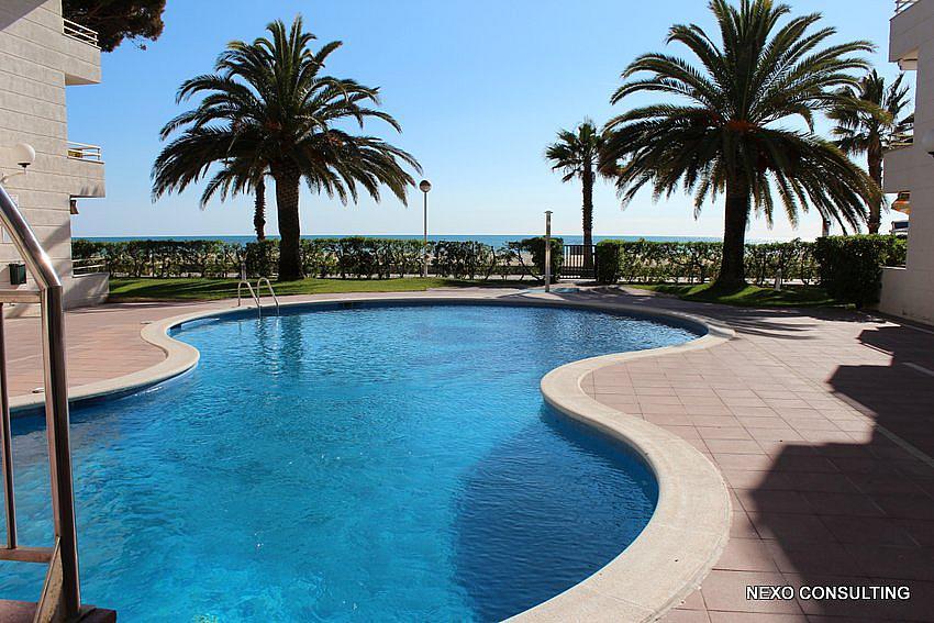 Jardín - Apartamento en venta en calle Diputación, Vilafortuny en Cambrils - 254989579