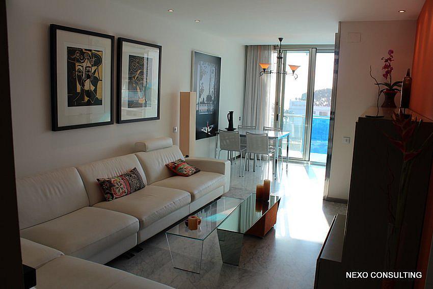 Salón - Apartamento en venta en calle Lobregat, Els Esquirols en Cambrils - 263569345