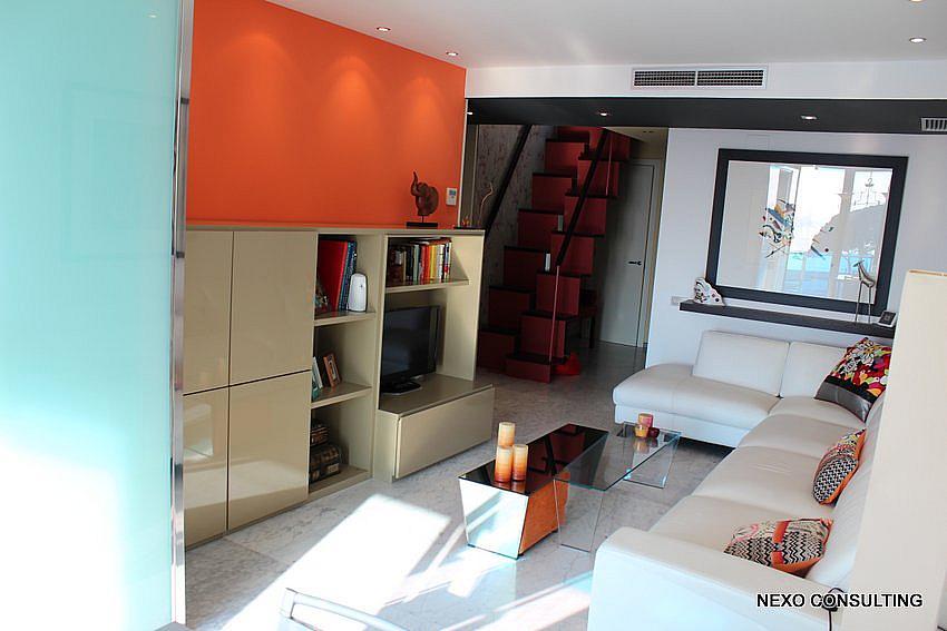 Salón - Apartamento en venta en calle Lobregat, Els Esquirols en Cambrils - 263569372
