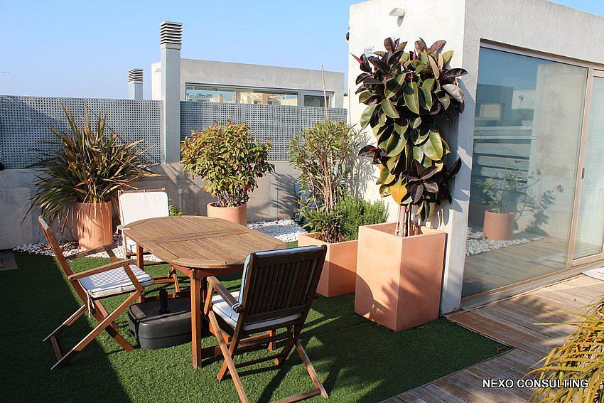 Terraza - Apartamento en venta en calle Lobregat, Els Esquirols en Cambrils - 263569438