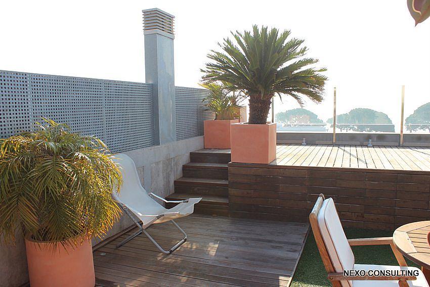 Terraza - Apartamento en venta en calle Lobregat, Els Esquirols en Cambrils - 263569450