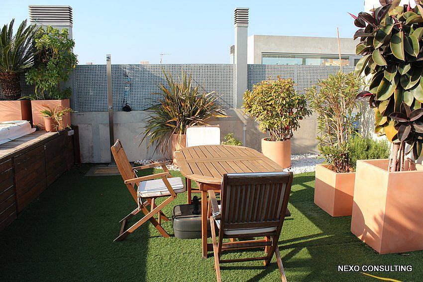 Terraza - Apartamento en venta en calle Lobregat, Els Esquirols en Cambrils - 263569465