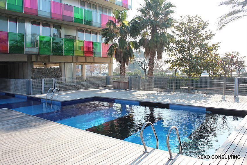 Piscina - Apartamento en venta en calle Lobregat, Els Esquirols en Cambrils - 263569509