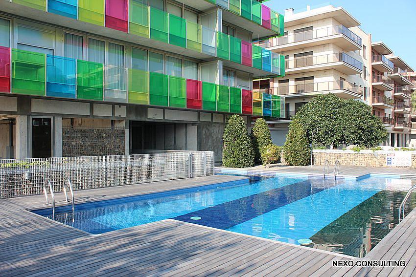 Piscina - Apartamento en venta en calle Lobregat, Els Esquirols en Cambrils - 263569534
