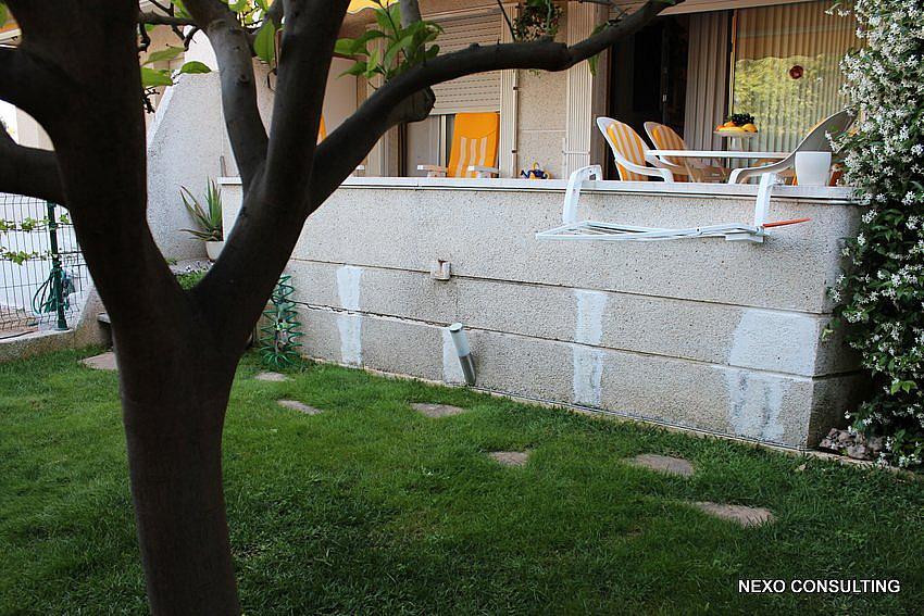 Jardín - Apartamento en venta en calle Cambrils Mediterrani, Cambrils mediterrani en Cambrils - 285272014