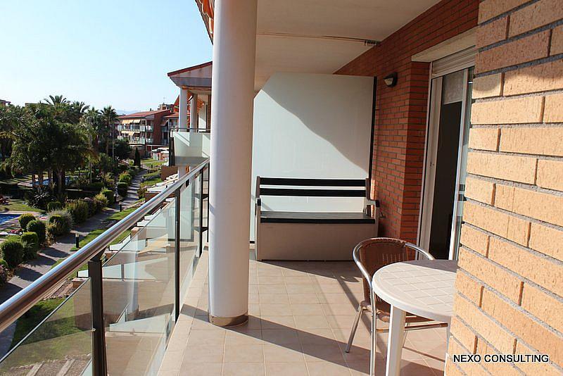 Terraza - Apartamento en venta en calle Castell D'almansa, Vilafortuny en Cambrils - 306995667