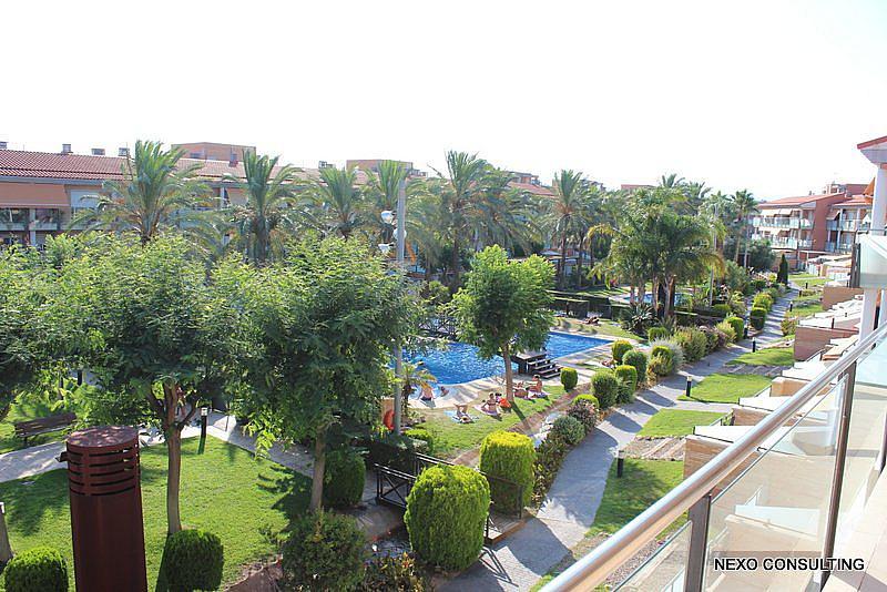 Jardín - Apartamento en venta en calle Castell D'almansa, Vilafortuny en Cambrils - 306995695