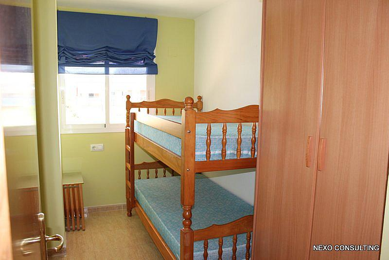 Dormitorio - Apartamento en venta en calle Castell D'almansa, Vilafortuny en Cambrils - 306995703