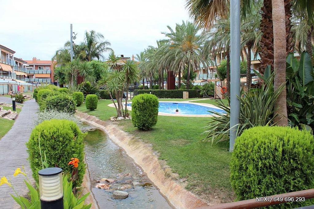 Jardín - Apartamento en venta en calle Castell D'almansa, Vilafortuny en Cambrils - 306995723