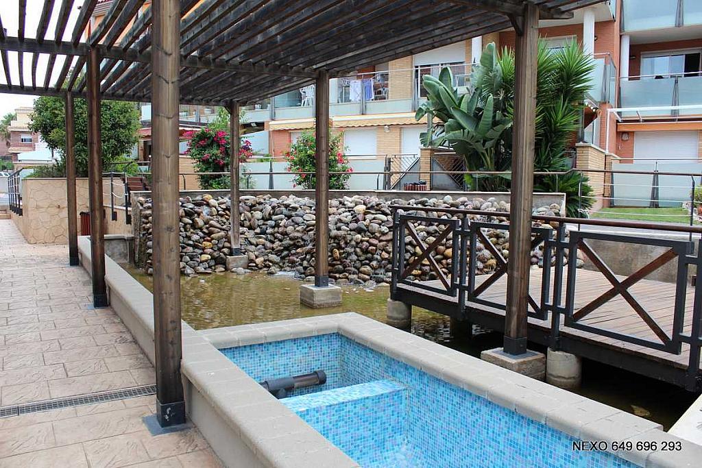 Jardín - Apartamento en venta en calle Castell D'almansa, Vilafortuny en Cambrils - 306995729
